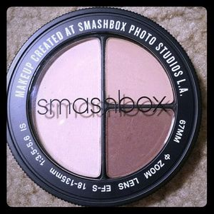 Smashbox Photo Edit Eyeshadow Trio  Nudie Pic  Med